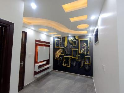 Gallery Cover Image of 400 Sq.ft 1 BHK Independent Floor for buy in BMS Affordable Homes, Dwarka Mor for 1900000
