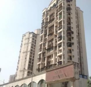 Gallery Cover Image of 1550 Sq.ft 3 BHK Apartment for rent in Devkrupa Patel Paradise, Kharghar for 25000