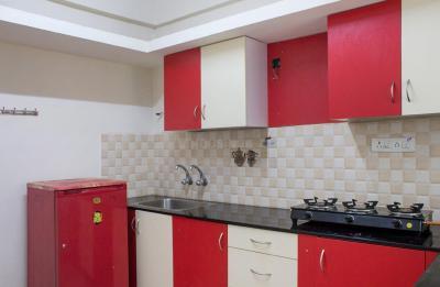 Kitchen Image of Girls PG in Bellandur