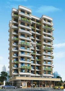 Gallery Cover Image of 1050 Sq.ft 2 BHK Apartment for rent in Paradise Sai Sahil, Ulwe for 11000