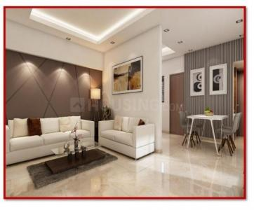 Gallery Cover Image of 1100 Sq.ft 3 BHK Apartment for buy in Wakad for 6985000