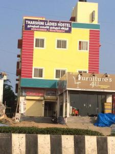 Building Image of Tharshini Ladies Hostel in Sholinganallur