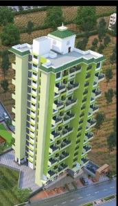 Gallery Cover Image of 624 Sq.ft 1 BHK Apartment for buy in Tetris Green Valley, Titwala for 2500000