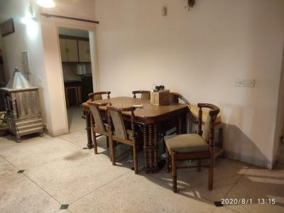 Gallery Cover Image of 1750 Sq.ft 3 BHK Independent Floor for rent in Unitech South City II, Sector 49 for 33000