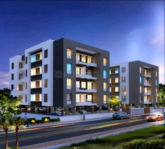 Gallery Cover Image of 571 Sq.ft 1 BHK Apartment for buy in Shikrapur for 1950000