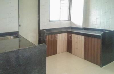 Kitchen Image of Royal Hills #401 in Bavdhan