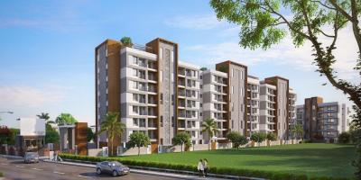 Gallery Cover Image of 1200 Sq.ft 3 BHK Apartment for buy in Bavdhan for 8600000