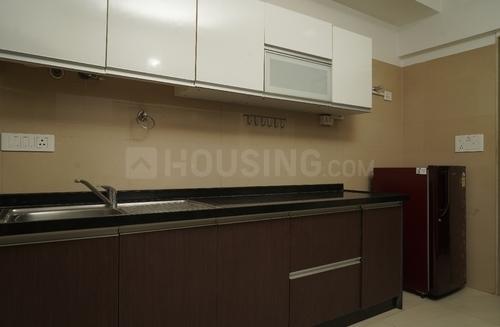 Kitchen Image of 3 Bhk In Kohinoor City in Kurla West