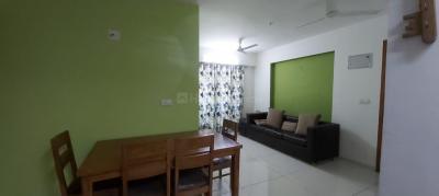 Gallery Cover Image of 1118 Sq.ft 2 BHK Apartment for buy in HN Marigold, Bopal for 5500000