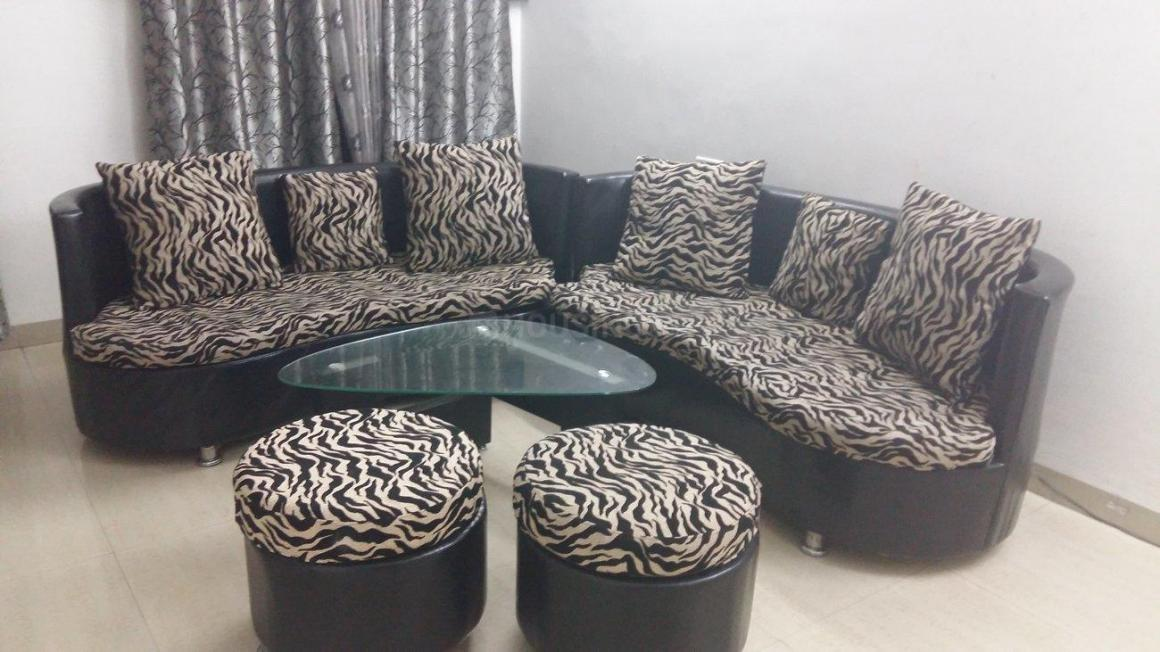 Living Room Image of 860 Sq.ft 2 BHK Apartment for buy in Scheme No 71 for 2800000