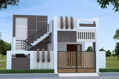 Gallery Cover Image of 600 Sq.ft 2 BHK Independent House for buy in Kovur for 2780000