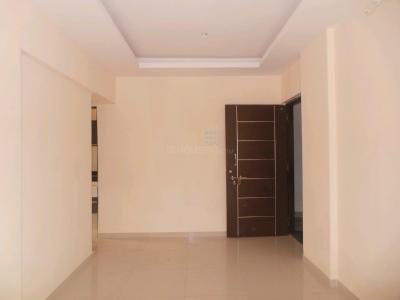 Living Room Image of 715 Sq.ft 1 BHK Apartment for buy in Ostwal Garden, Mira Road East for 4700000