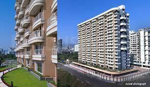 Gallery Cover Image of 690 Sq.ft 1 BHK Apartment for buy in Paradise Sai Riverdale, Taloja for 5100000
