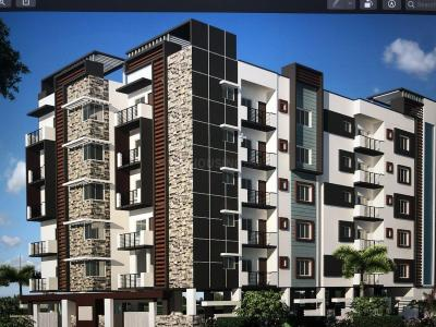 Gallery Cover Image of 1020 Sq.ft 2 BHK Apartment for rent in Chansandra for 16000
