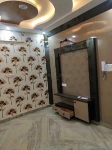 Gallery Cover Image of 500 Sq.ft 2 BHK Independent Floor for buy in Dwarka Mor for 1800000