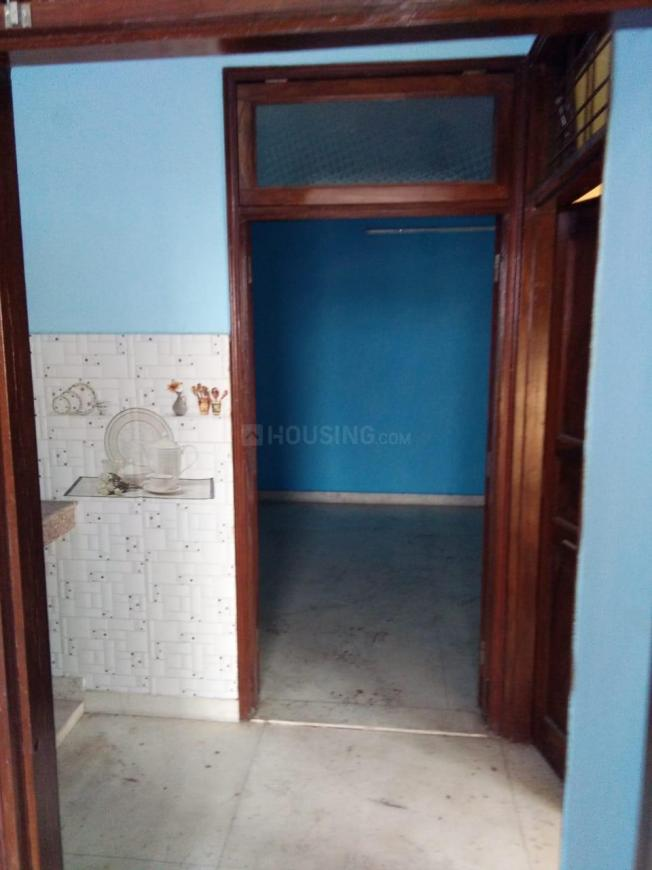 Kitchen Image of 660 Sq.ft 2 BHK Independent Floor for rent in Najafgarh for 5000