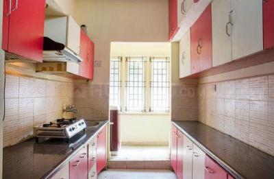 Kitchen Image of Roma Cross Winds in Marathahalli