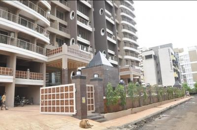 Gallery Cover Image of 1200 Sq.ft 2 BHK Apartment for rent in Tharwani Rosa Bella, Kharghar for 20000