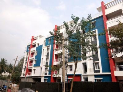 Gallery Cover Image of 1440 Sq.ft 3 BHK Apartment for buy in  Balaji Ashirvaad Elite, Tejaswini Nagar for 6912000