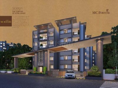Gallery Cover Image of 1128 Sq.ft 2 BHK Apartment for buy in MC Fortune, Whitefield for 6598800