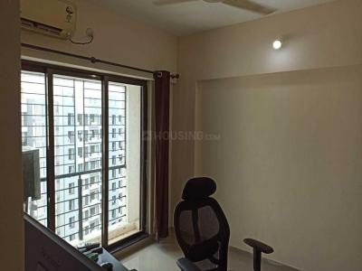 Gallery Cover Image of 685 Sq.ft 1 BHK Apartment for rent in Rustomjee Global City, Virar West for 6300