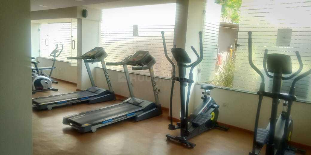 Gym Image of 1600 Sq.ft 3 BHK Apartment for rent in Adugodi for 60000