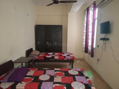 Bedroom Image of Sanjeev PG in Sector 13