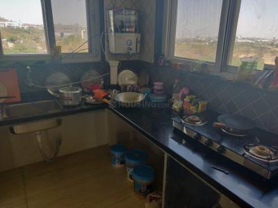 Kitchen Image of Samiksh PG in Hinjewadi
