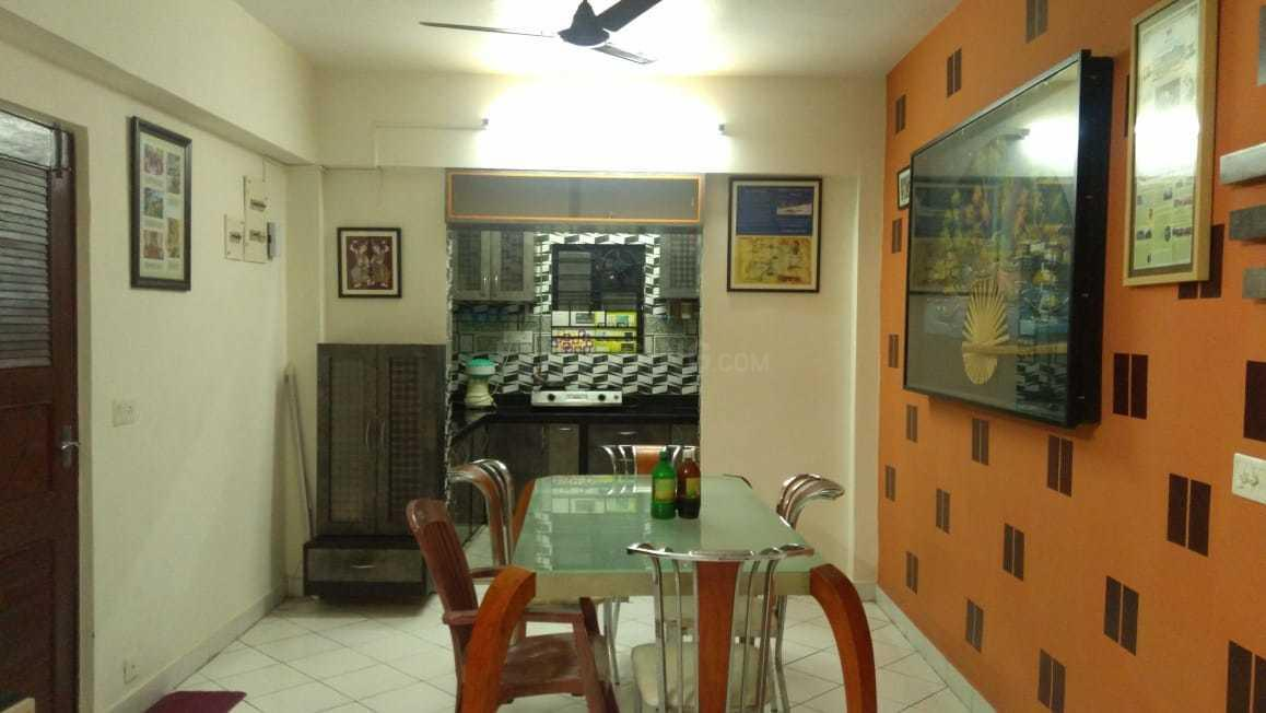 Living Room Image of 879 Sq.ft 2 BHK Apartment for rent in Joka for 16000