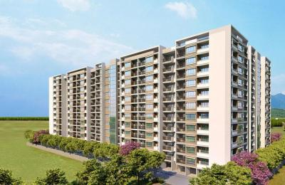 Gallery Cover Image of 1309 Sq.ft 3 BHK Apartment for buy in Goel Ganga Newtown Phase 2, Dhanori for 6687100