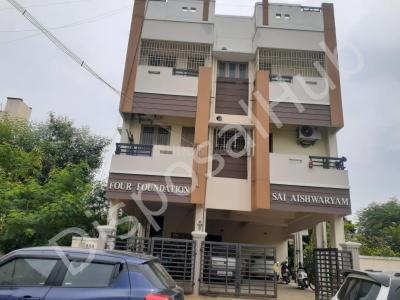 Gallery Cover Image of 798 Sq.ft 2 BHK Apartment for buy in Four Sai Aishwaryam, Porur for 3800000