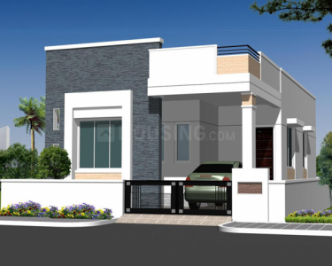 Gallery Cover Image of 1050 Sq.ft 1 BHK Independent House for buy in Selaiyur for 6800000