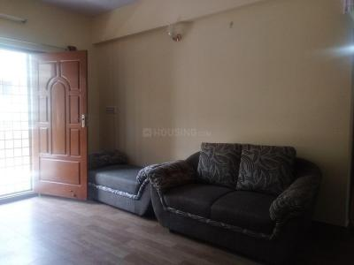 Gallery Cover Image of 1000 Sq.ft 2 BHK Apartment for rent in C V Raman Nagar for 21000