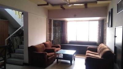 Gallery Cover Image of 1250 Sq.ft 2 BHK Apartment for rent in Cosmos Park , Thane West for 30000