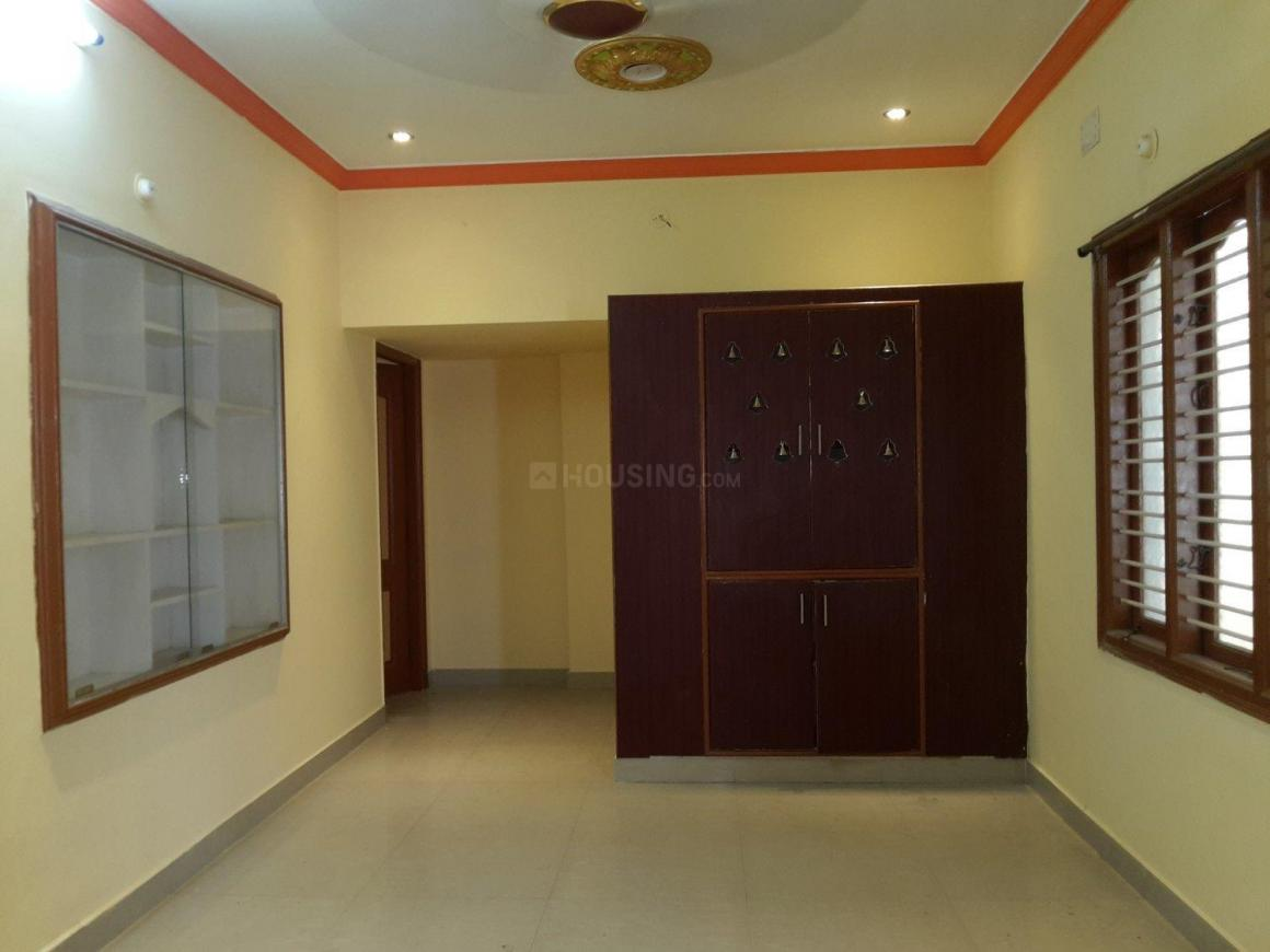Living Room Image of 650 Sq.ft 1 BHK Apartment for rent in New Thippasandra for 14000