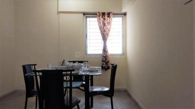 Dining Room Image of B201 Chawla Plaza Belapur in Belapur CBD