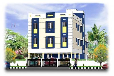 Gallery Cover Image of 956 Sq.ft 2 BHK Apartment for buy in Adambakkam for 7800000