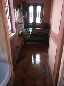 Kitchen Image of Manju Villa Girl's Hostel in Barasat