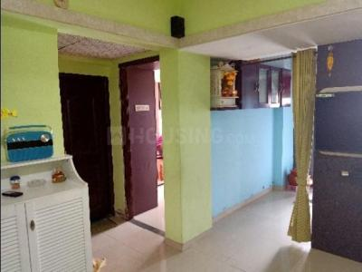 Gallery Cover Image of 450 Sq.ft 1 BHK Apartment for rent in Parel for 22000