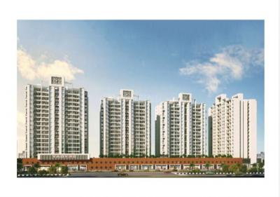 Gallery Cover Image of 700 Sq.ft 2 BHK Apartment for buy in Saarrthi Saarrthi Skybay III, Mahalunge for 3400000