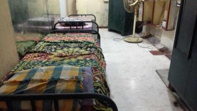 Bedroom Image of Alonkar PG in Besant Nagar