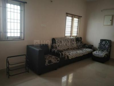 Gallery Cover Image of 1100 Sq.ft 2 BHK Apartment for rent in Madhanandapuram for 12500