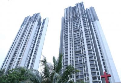 Gallery Cover Image of 1074 Sq.ft 2 BHK Apartment for buy in ACME Oasis, Kandivali East for 16000000
