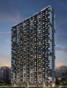 Gallery Cover Image of 883 Sq.ft 2 BHK Apartment for buy in Chandak Next Wing B, Dahisar East for 14900000