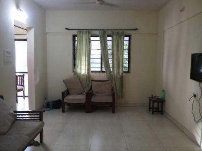 Gallery Cover Image of 1200 Sq.ft 2 BHK Apartment for rent in Cosmos, Magarpatta City for 30000