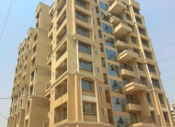 Building Image of 670 Sq.ft 1 BHK Apartment for rent in Badlapur West for 4000