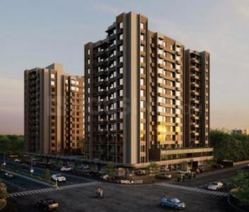 Gallery Cover Image of 1050 Sq.ft 2 BHK Apartment for buy in Shela for 2800000