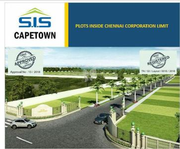Gallery Cover Image of  Sq.ft Residential Plot for buy in Surapet for 8308308
