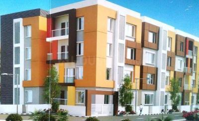 Gallery Cover Image of 1010 Sq.ft 2 BHK Apartment for buy in Elite Homes, Hoodi for 5300000