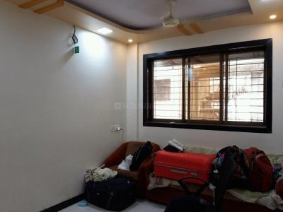 Gallery Cover Image of 600 Sq.ft 1 BHK Apartment for rent in Airoli for 17500